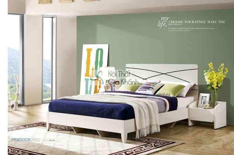 Giường Ngủ Nhập Khẩu Đẹp 3101Al