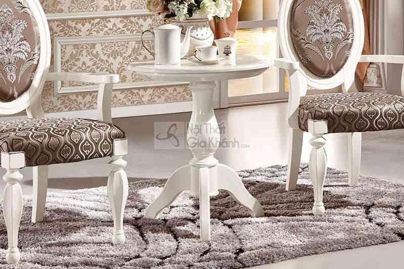 Bộ bàn ghế thư giãn trong phòng ngủ 83622BP