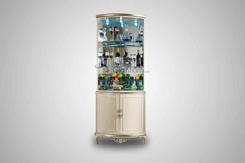 Tủ rượu góc tiện lợi sang trọng cho mọi không gian 98605TG