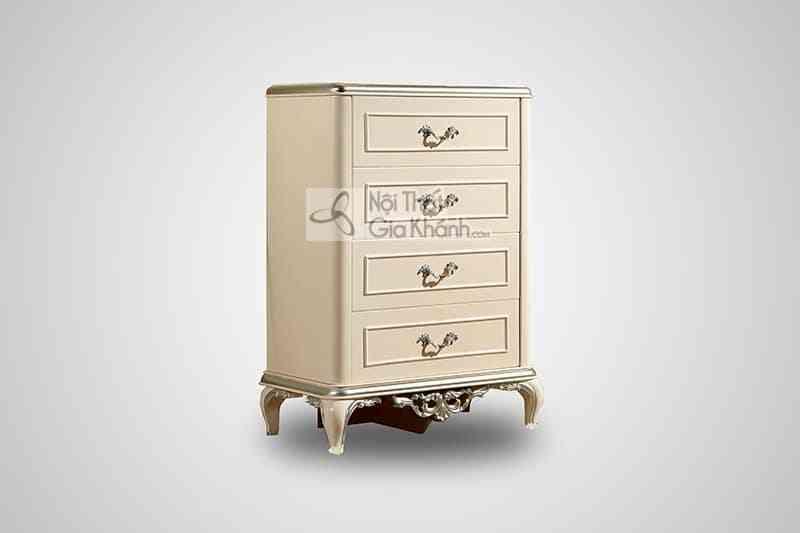 Bộ tủ ngăn kéo tiện lợi tiết kiệm diện tích 98613BK