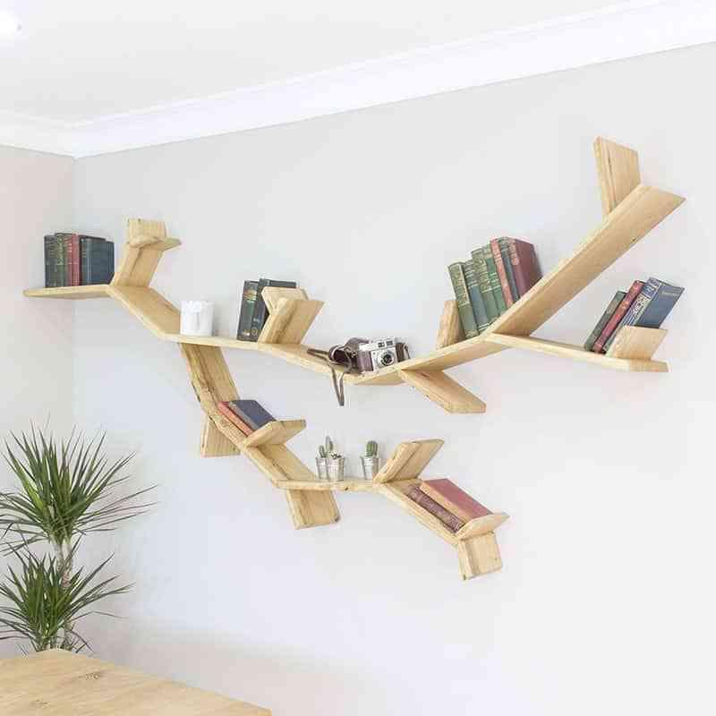 Bí kíp thần thánh mua tủ sách gỗ rẻ, bền, đẹp