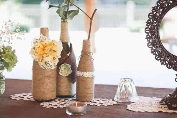 Hướng dẫn trang trí lọ hoa, làm đẹp không gian nội thất - Huong dan trang tri lo hoa 1