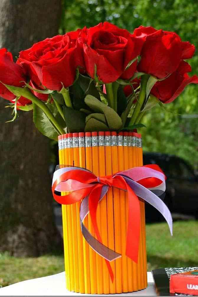 Hướng dẫn trang trí lọ hoa, làm đẹp không gian nội thất - Huong dan trang tri lo hoa 2