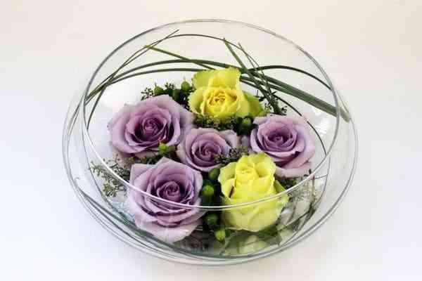 Mẫu Bình Cắm Hoa Đẹp Bát Thả