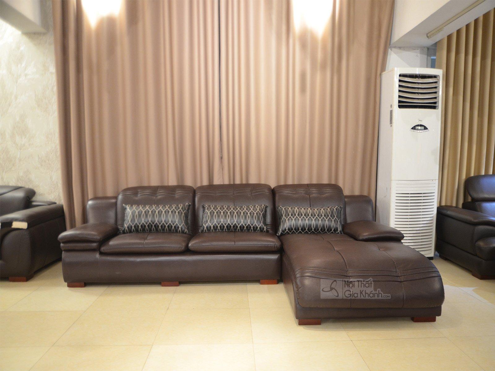 Sofa Da Nhp Khau H51 1