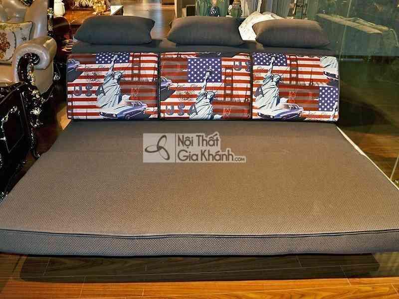 SoFa 150 7G 2 - Sofa giường thông minh - Sofa bed ở Hà Nội SF150-7G