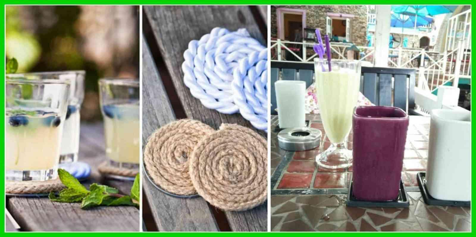 Đồ Trang Trí Quán Cafe