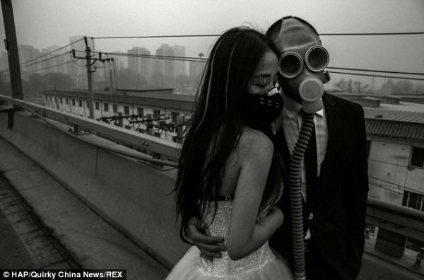 10 bộ ảnh cưới độc lạ khiến dân mạng xôn xao - bo anh cuoi dep 8