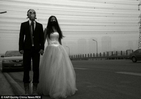 10 bộ ảnh cưới độc lạ khiến dân mạng xôn xao - bo anh cuoi dep 9