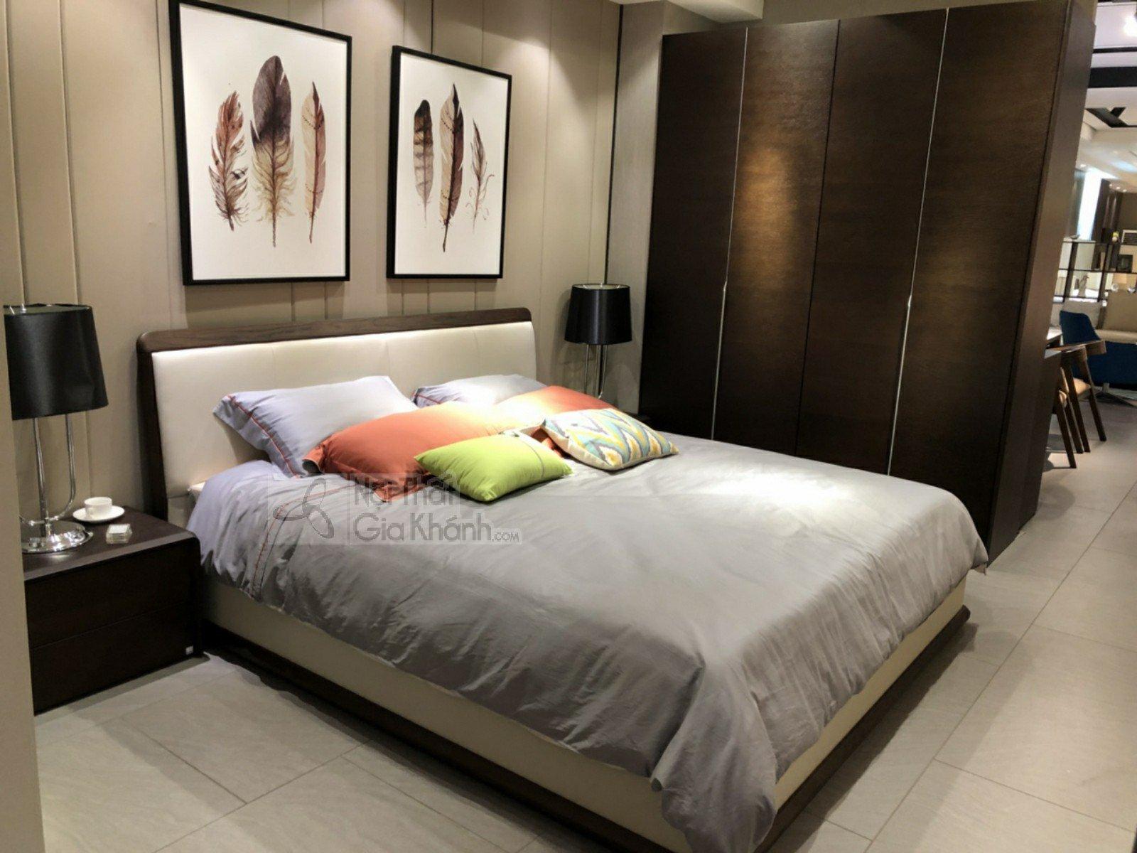 Bộ Giường Tủ Phòng Ngủ Hiện Đại Bn1802Cn-18