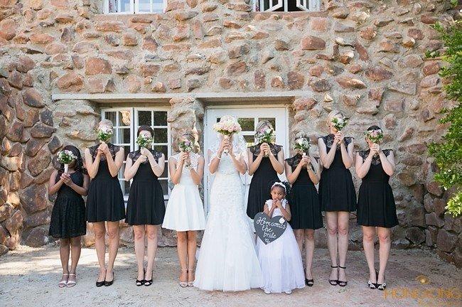 10 ý tưởng chụp ảnh cưới độc lạ cho các cặp đôi - co dau bi mat