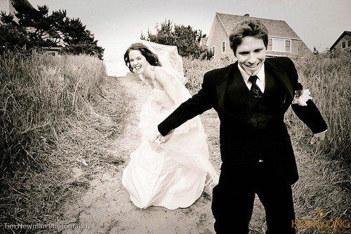 10 ý tưởng chụp ảnh cưới độc lạ cho các cặp đôi - em oi di tron voi anh