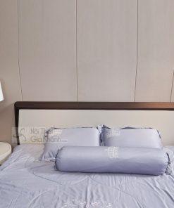 Giường Ngủ Hiện Đại Gỗ Cao Cấp 1M8 X 2M Mã Gi1807-18