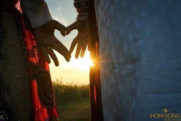 10 ý tưởng chụp ảnh cưới độc lạ cho các cặp đôi - nam tay