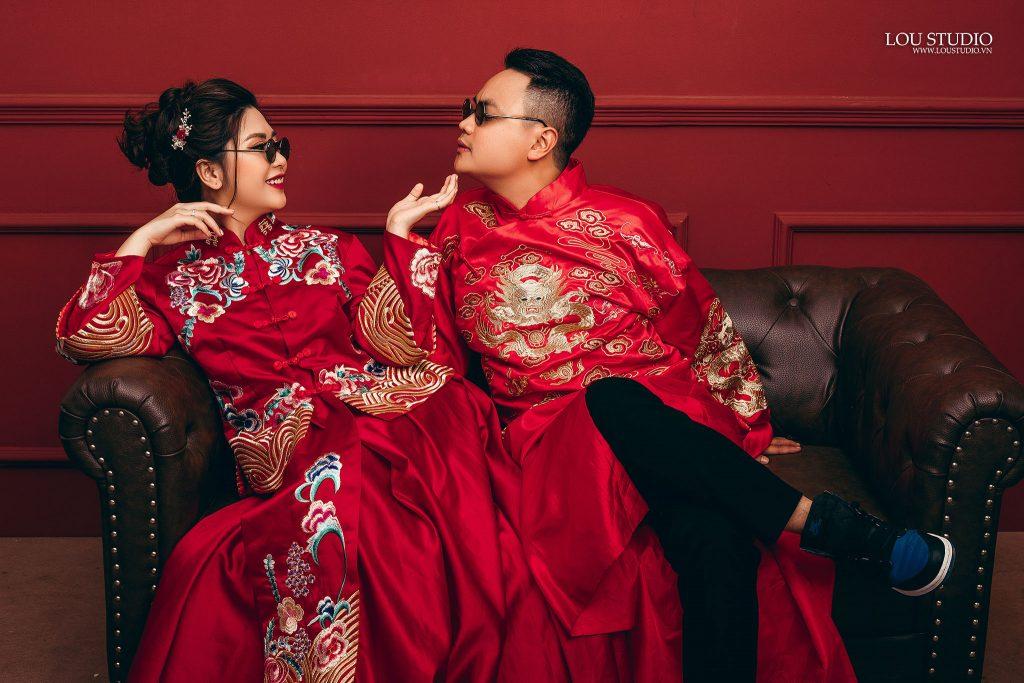 Những Kiểu Áo Trung Hoa Được Các Cặp Đôi Việt Yêu Thích