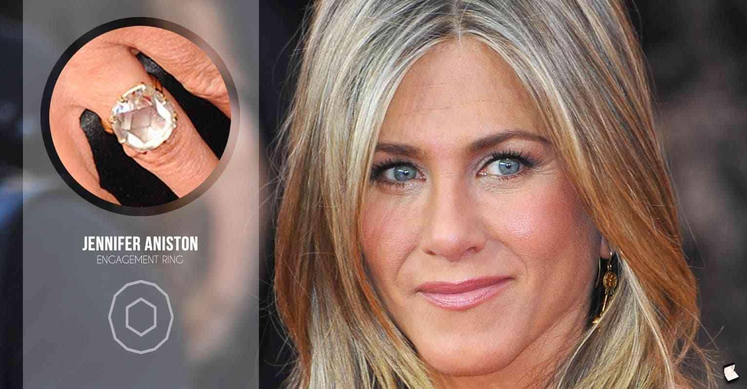 Những Chiếc Nhẫn Cưới Đẹp Nhất Thế Giới Của Jennifer Aniston