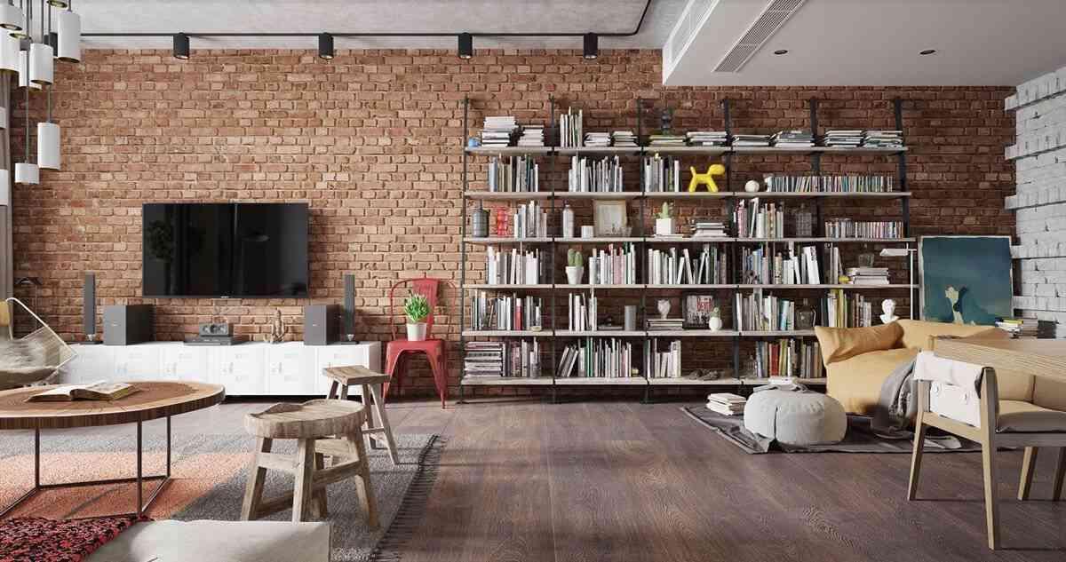Thiết kế nội thất phòng khách - noi that nha o 10 1