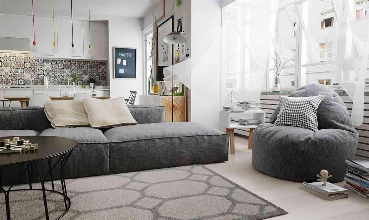 Thiết kế nội thất phòng khách - noi that nha o 6 1