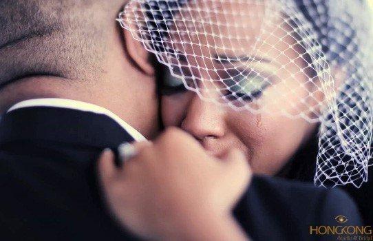 10 ý tưởng chụp ảnh cưới độc lạ cho các cặp đôi - nuoc mat hanh phuc