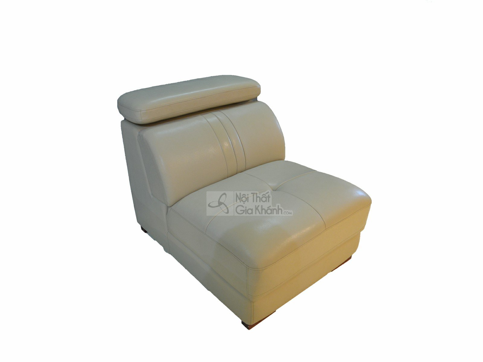 Sofa 672 Băng Đơn Ghi 2