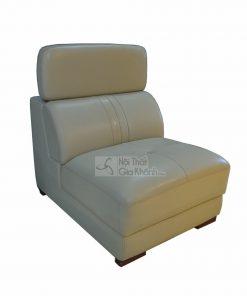 Băng Đơn Ghế Sofa Đẹp Hiện Đại Màu Ghi 672Đsf