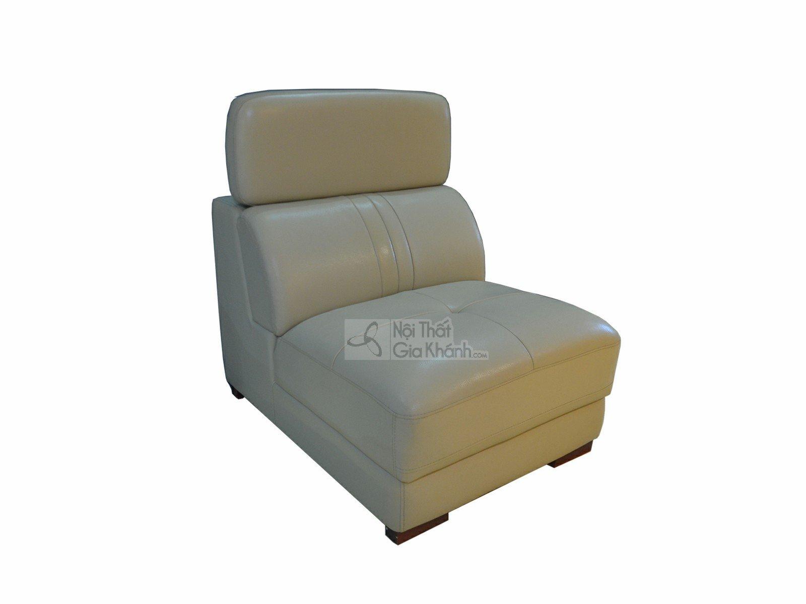 Sofa 672 Băng Đơn Ghi 3