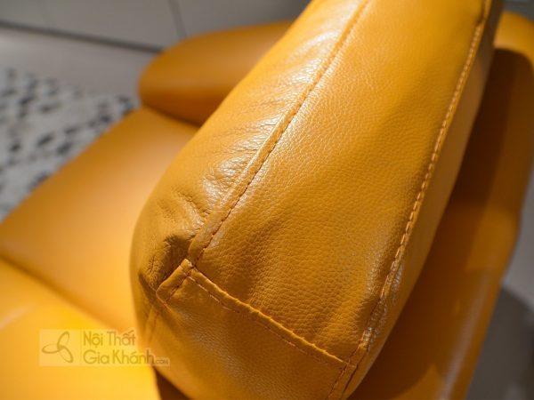 Sofa Da Phong Cách Ý Nhập Khẩu 3341Sf