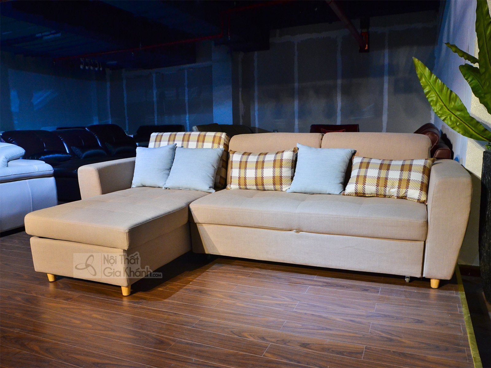 Ghế sofa kết hợp giường ngủ SF232-2