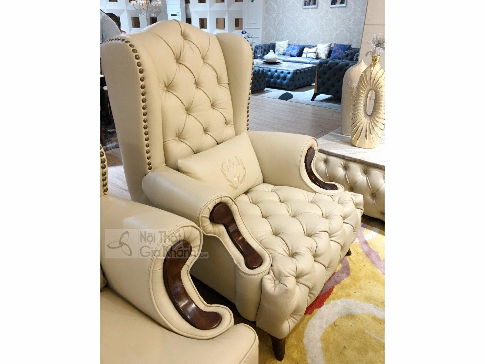 Sofa Tan Co Dien V001Sf 6