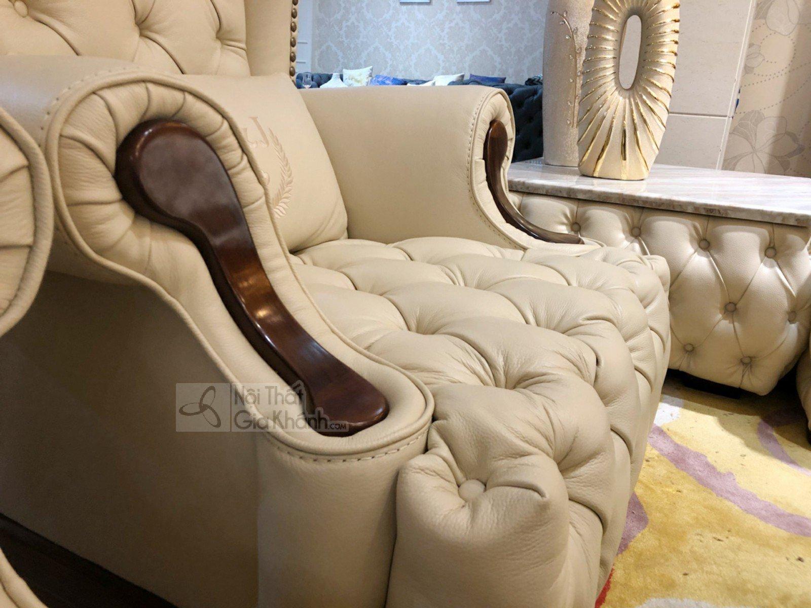 Sofa Tan Co Dien V001Sf 9