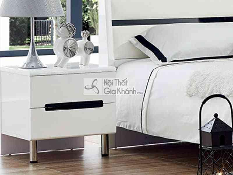 Giường Ngủ 1M5 Cao Cấp Nhập Khẩu Hđ211As