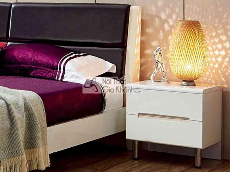 Giường Ngủ 1M5 Cao Cấp Nhập Khẩu Hđ226As