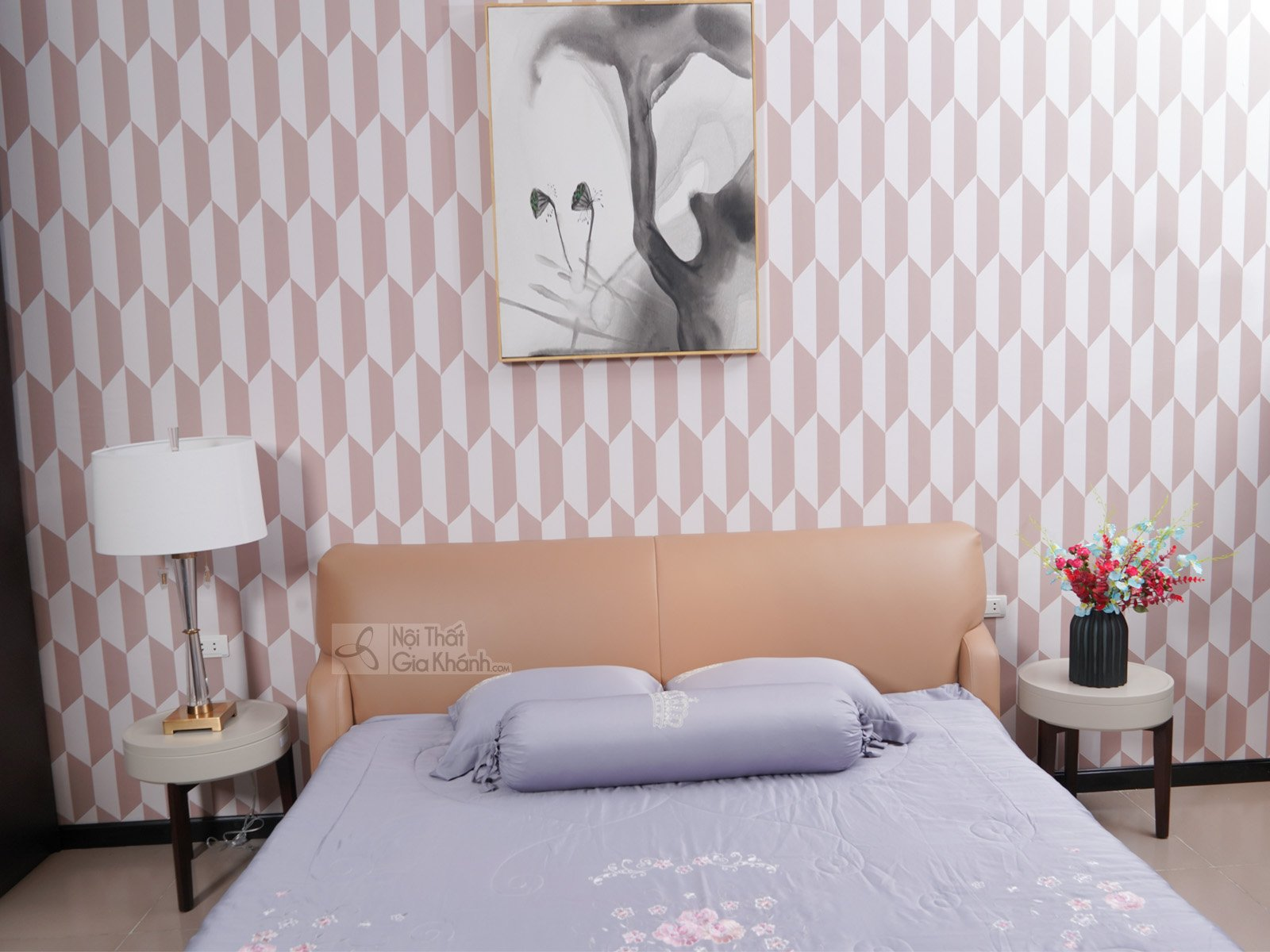 Tủ để đầu giường đơn giản hiện đại TA1805