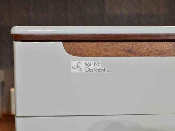 Tủ Giày 3 Cánh Mặt Đá Vàng Gỗ Công Nghiệp Tg1738