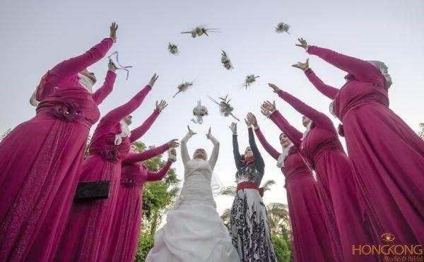 10 ý tưởng chụp ảnh cưới độc lạ cho các cặp đôi - tung hoa